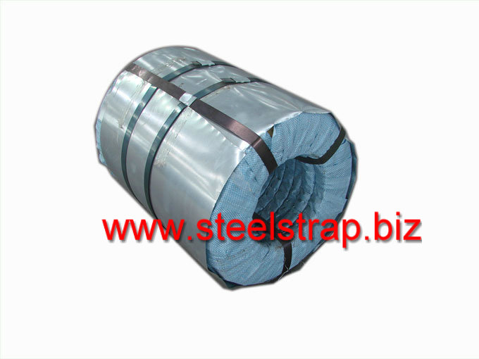 Galvanized steel sheet packing
