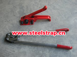 Manual Tool (Tensioner and Sealer) for PET strapping